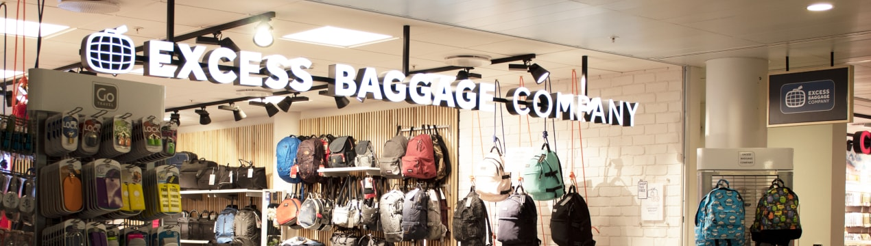 Excess Baggage :: Airport Stores