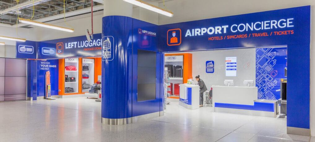 Excess Baggage :: Airport and Rail Baggage Services