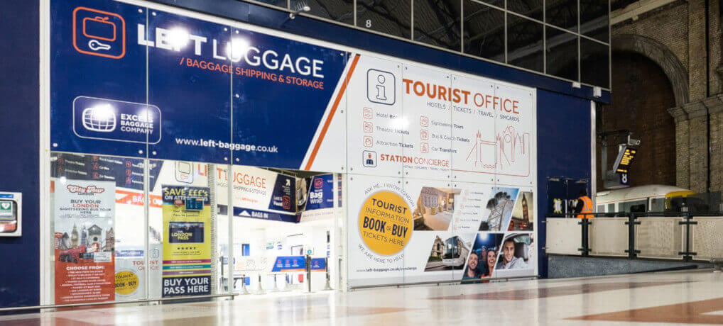 Excess Baggage Airport And Rail Baggage Services